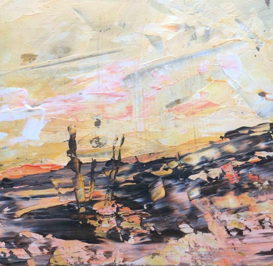 Kleine Wüste (4 Bilder) - jeweils ca. 0.15m x 0.15m